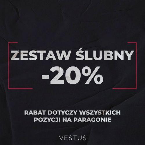 Zestaw ślubny -20%